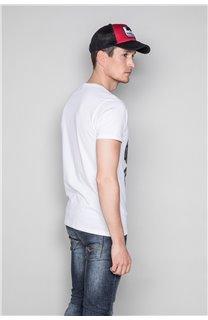 T-shirt SNAKE Man W19120 (47842) - DEELUXE-SHOP
