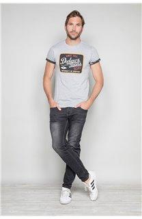 T-shirt VERNON Man W19116 (47844) - DEELUXE-SHOP