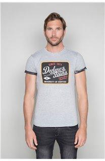 T-shirt VERNON Man W19116 (47845) - DEELUXE-SHOP