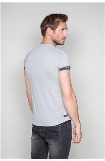 T-shirt VERNON Man W19116 (47846) - DEELUXE-SHOP