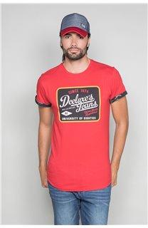 T-shirt VERNON Man W19116 (47850) - DEELUXE-SHOP