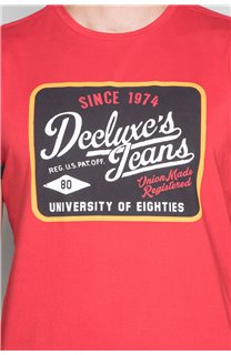 T-shirt VERNON Man W19116 (47852) - DEELUXE-SHOP
