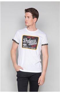 T-shirt VERNON Man W19116 (47853) - DEELUXE-SHOP