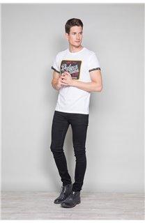 T-shirt VERNON Man W19116 (47854) - DEELUXE-SHOP