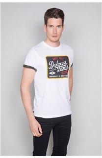 T-shirt VERNON Man W19116 (47855) - DEELUXE-SHOP