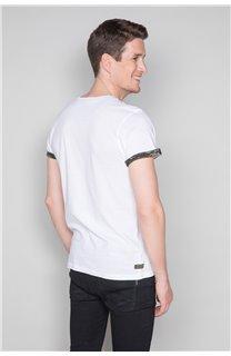 T-shirt VERNON Man W19116 (47856) - DEELUXE-SHOP