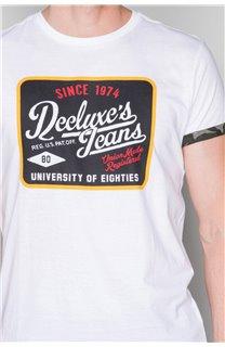 T-shirt VERNON Man W19116 (47857) - DEELUXE-SHOP