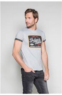 T-shirt VERNON Man W19116 (47858) - DEELUXE-SHOP