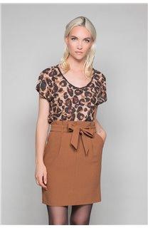 T-shirt MACHA Woman W19110W (47908) - DEELUXE-SHOP