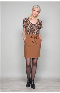 T-shirt MACHA Woman W19110W (47909) - DEELUXE-SHOP