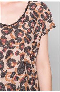 T-shirt MACHA Woman W19110W (47912) - DEELUXE-SHOP