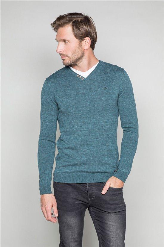 Sweater SINGLE Man P317 (47938) - DEELUXE-SHOP