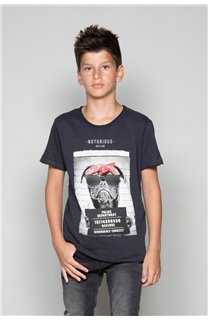 T-shirt BANDI Boy W19190B (48038) - DEELUXE-SHOP