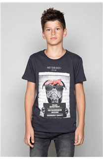 T-shirt BANDI Boy W19190B (48040) - DEELUXE-SHOP