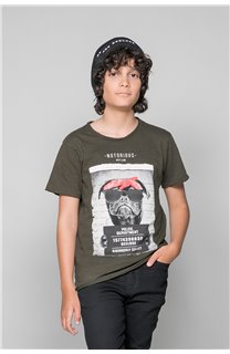 T-shirt BANDI Boy W19190B (48043) - DEELUXE-SHOP