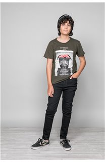 T-shirt BANDI Boy W19190B (48044) - DEELUXE-SHOP
