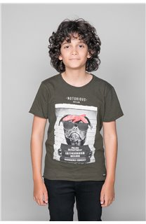 T-shirt BANDI Boy W19190B (48045) - DEELUXE-SHOP