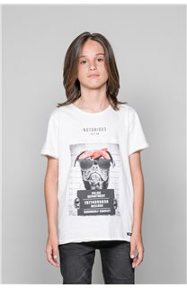 T-shirt BANDI Boy W19190B (48048) - DEELUXE-SHOP