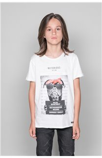 T-shirt BANDI Boy W19190B (48050) - DEELUXE-SHOP
