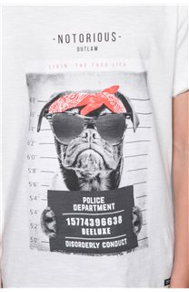 T-shirt BANDI Boy W19190B (48052) - DEELUXE-SHOP