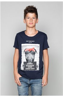 T-shirt BANDI Boy W19190B (48053) - DEELUXE-SHOP