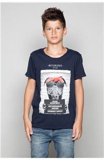 T-shirt BANDI Boy W19190B (48055) - DEELUXE-SHOP