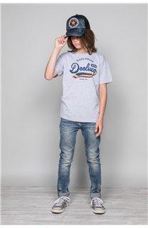 T-shirt TAKI Boy W191102B (48064) - DEELUXE-SHOP