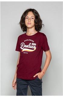 T-shirt TAKI Boy W191102B (48068) - DEELUXE-SHOP