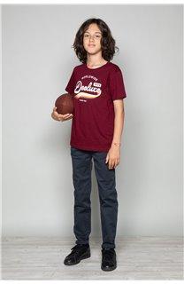 T-shirt TAKI Boy W191102B (48069) - DEELUXE-SHOP