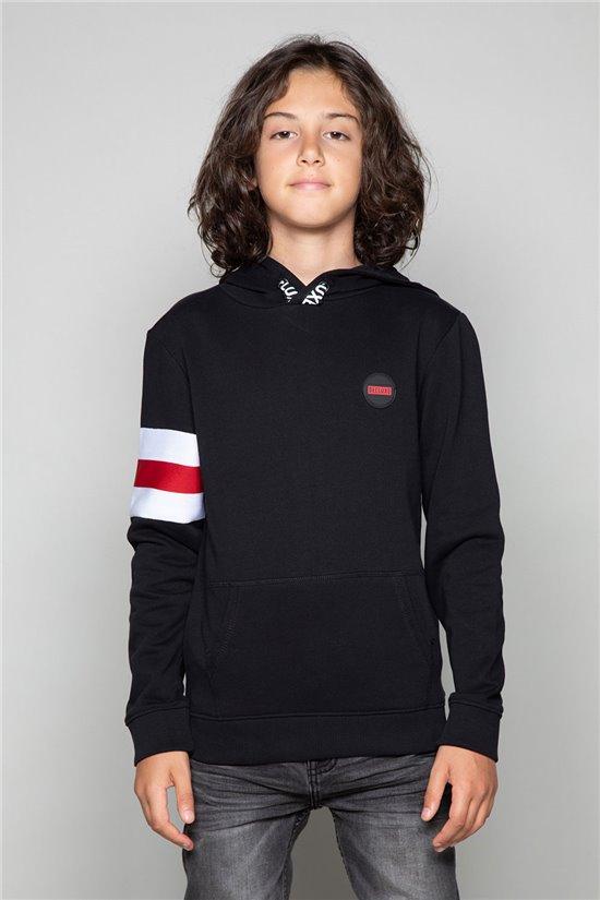 Sweatshirt RENDELL Boy W19546B (48078) - DEELUXE-SHOP