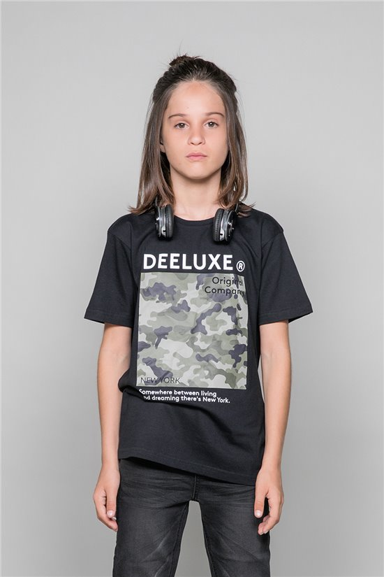 T-shirt TIBERLY Boy W19174B (48088) - DEELUXE-SHOP