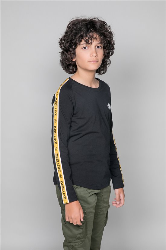 T-shirt T-shirt LITIUM Boy W19191B (48098) - DEELUXE-SHOP