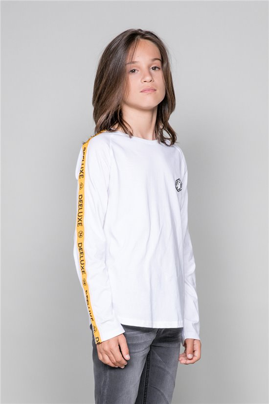 T-shirt T-shirt LITIUM Boy W19191B (48098) - DEELUXE-SHOP