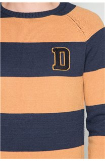 Sweater FREEK Man W19335 (48156) - DEELUXE-SHOP