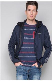 Sweatshirt COBALT Man W19516 (48158) - DEELUXE-SHOP