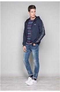 Sweatshirt COBALT Man W19516 (48159) - DEELUXE-SHOP