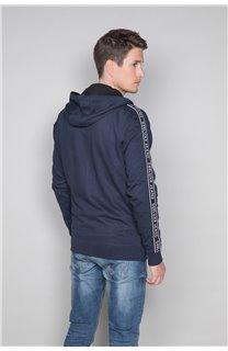 Sweatshirt COBALT Man W19516 (48161) - DEELUXE-SHOP