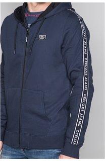 Sweatshirt COBALT Man W19516 (48162) - DEELUXE-SHOP