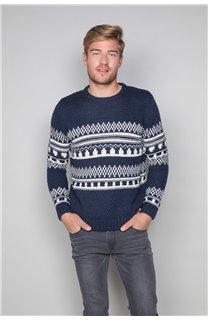 Sweater OLAF Man W19316 (48163) - DEELUXE-SHOP