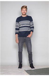 Sweater OLAF Man W19316 (48164) - DEELUXE-SHOP