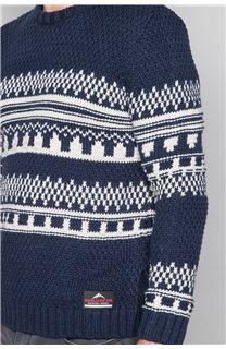 Sweater OLAF Man W19316 (48167) - DEELUXE-SHOP