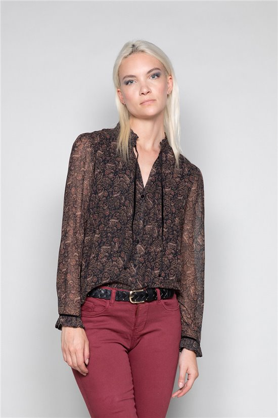 Blouse Blouse FARAH Woman W19405W (48203) - DEELUXE-SHOP