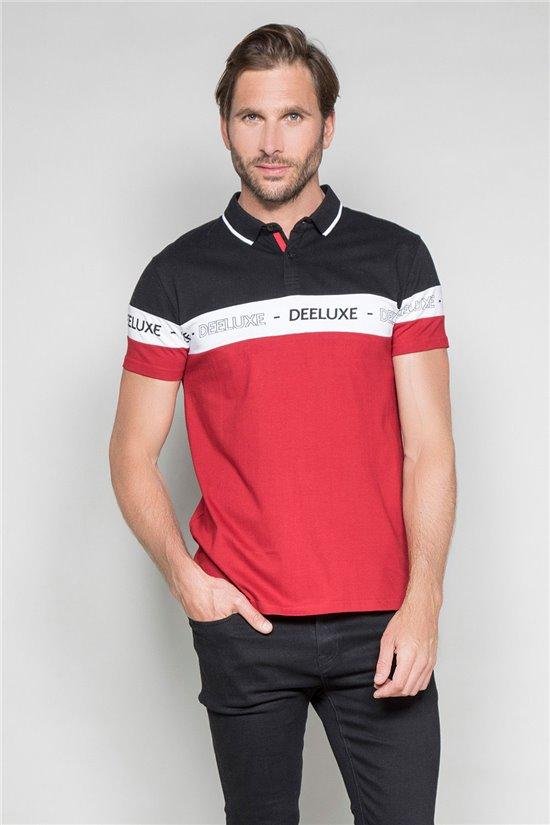 Polo shirt GIOVANNI Man W19206 (48243) - DEELUXE-SHOP