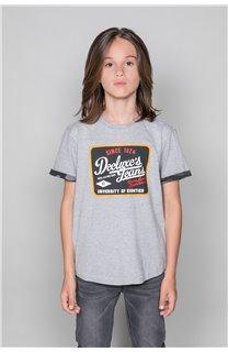 T-shirt VERNON Boy W19116B (48290) - DEELUXE-SHOP