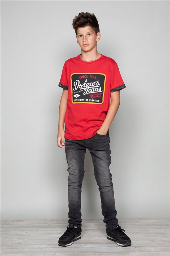T-shirt VERNON Boy W19116B (48293) - DEELUXE-SHOP