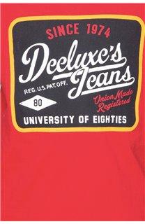 T-shirt VERNON Boy W19116B (48297) - DEELUXE-SHOP