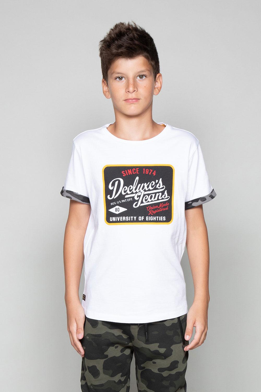 T-shirt VERNON Boy W19116B (48298) - DEELUXE-SHOP