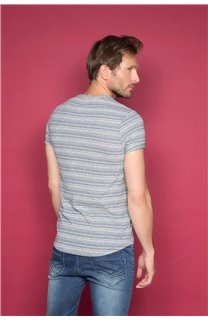 T-shirt ADKINS Man W19121 (48306) - DEELUXE-SHOP