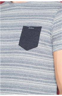 T-shirt ADKINS Man W19121 (48307) - DEELUXE-SHOP