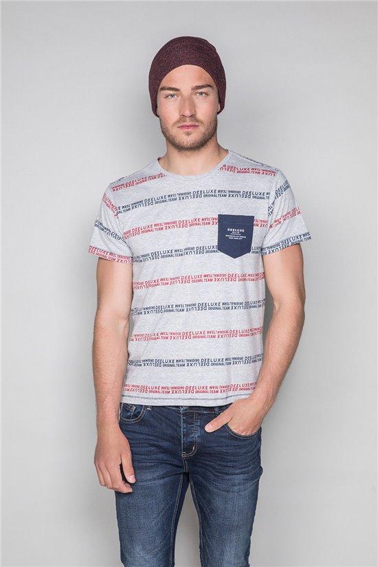 T-shirt STAN Man W19151 (48313) - DEELUXE-SHOP